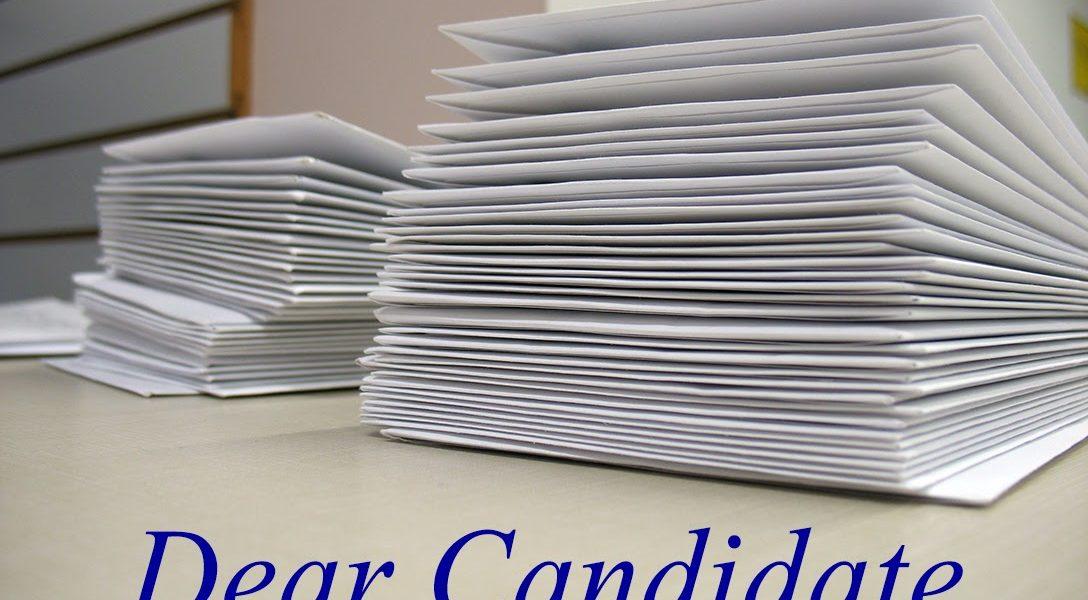 Dear Candidate