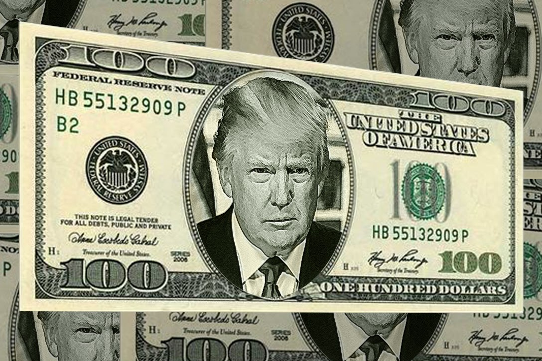 Donald Trump, Counterfeit President