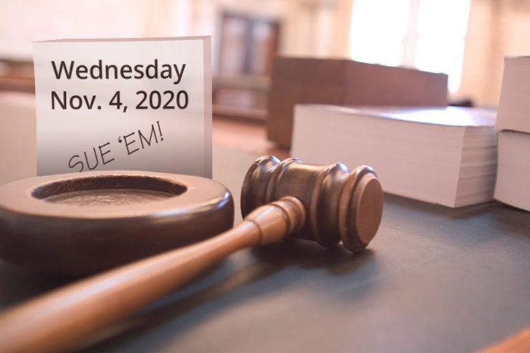 lawsuits, gavel