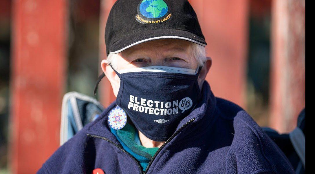 Election Protection, Volunteer, Minneapolis