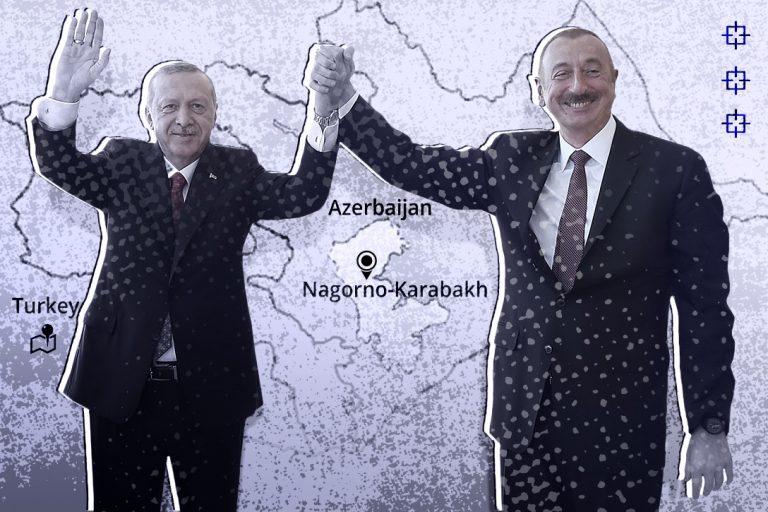 Azerbaijan, Ilham Aliyev, Turkey, Recep Tayyip Erdogan