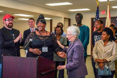 former felons, Florida Rights Restoration Coalition