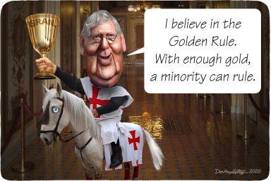 Hypocrisy, GOP, Mitch McConnell