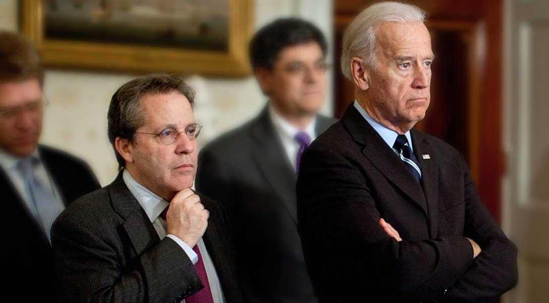 Gene Sperling, Joe Biden