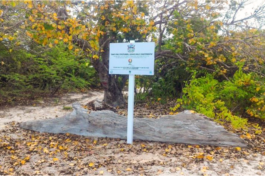 genetic resources sign