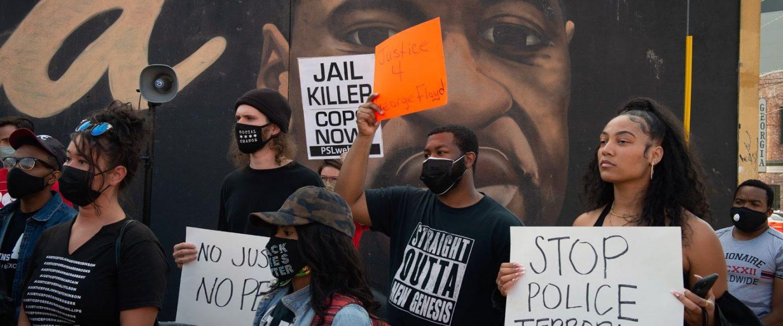 George Floyd Guilty Atlanta