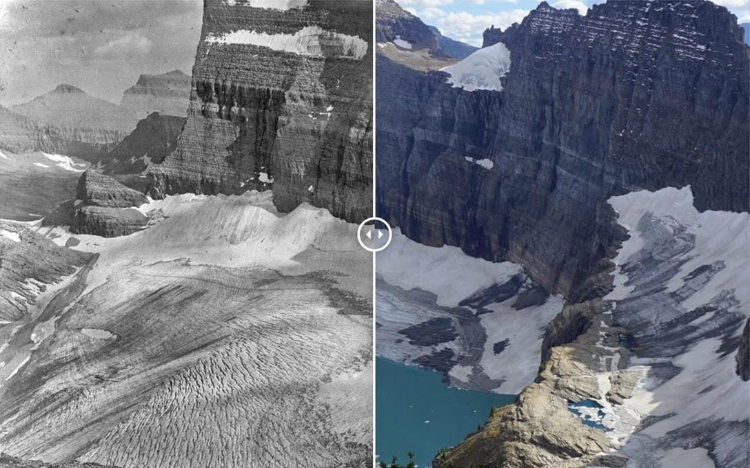 Grinnell Glacier, Glacier National Park,