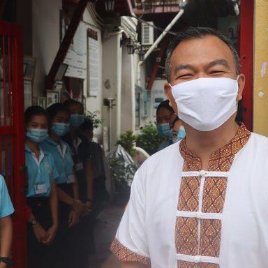 Ex-Monk Takes on the Thai Sex Mafia