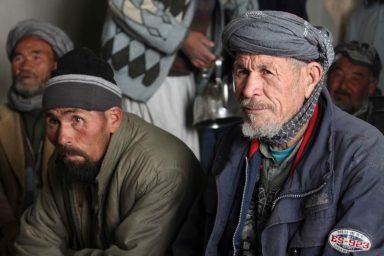 Elders in Bamiyan