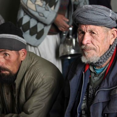 Afghanistan: The Abandoned Nation