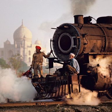 Steve McCurry Merges Art and Photojournalism