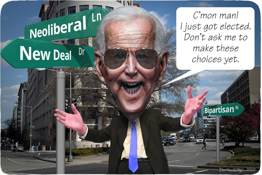 Joe Biden's choices