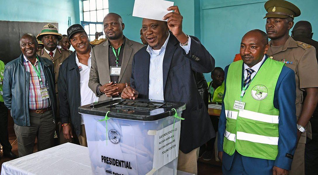 Kenya, election, 2017