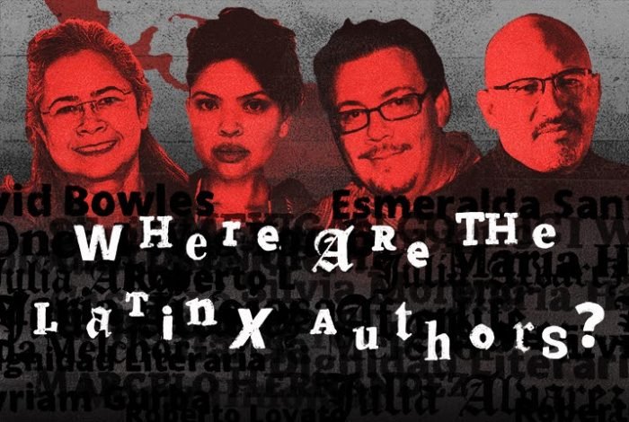 LatinX, Esmeralda Santiago, Myriam Gurba, David Bowles, Roberto Lovato, bookstores, latin authors, LatinX writers, bookshelves, publisher, publishing, latin america, Dignidad Literia