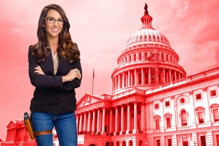Lauren Boebert, US Capitol