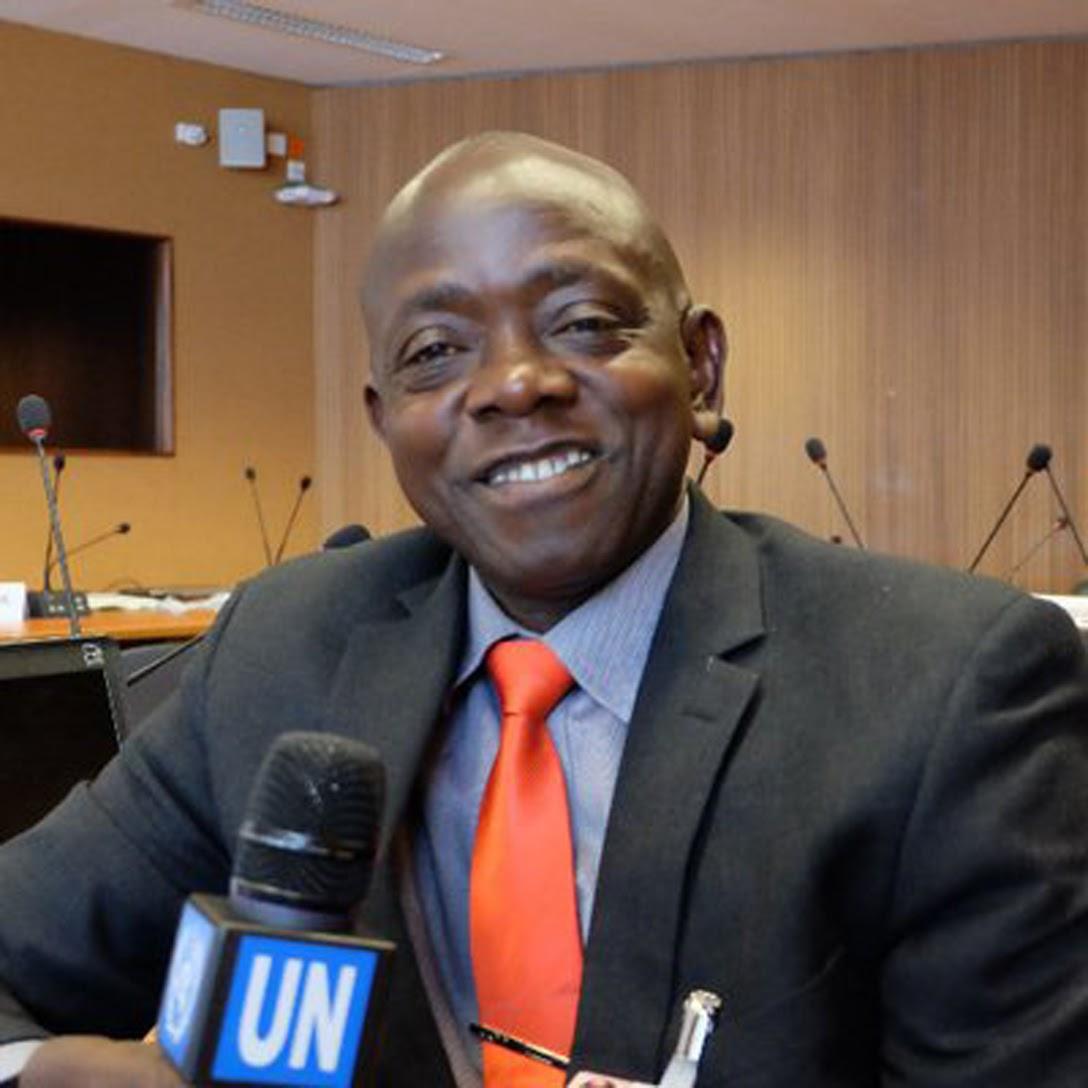 Liberian journalist Hassan Bility