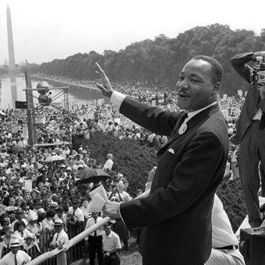 MLK: He Had a Dream, but the US Government Was His Nightmare