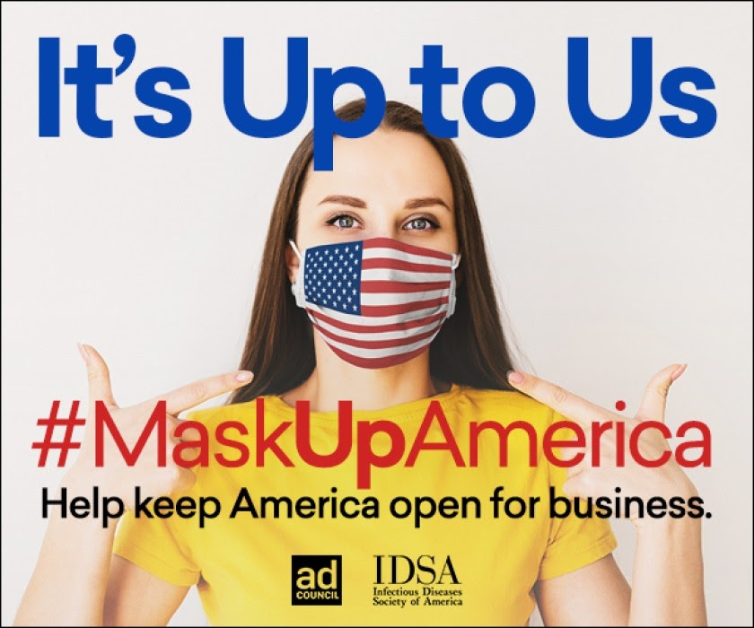 #MaskUpAmerica, Mask Up America