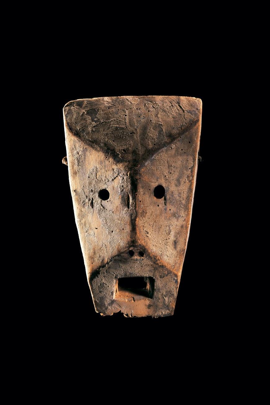 Mask, Congo
