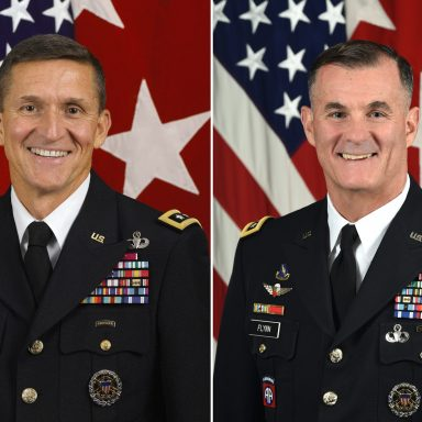 Time for a Congressional Hearing With Lt. General Charles A. Flynn