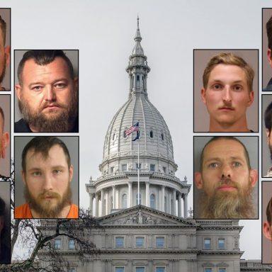 Michigan Arrests Highlight Militias' Rising Threat
