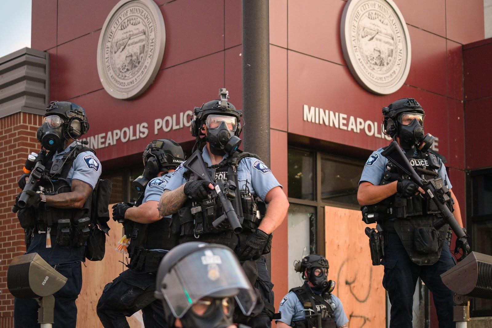 Minneapolis Police Department, Third Precinct