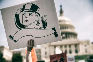 Monopoly man, US Capitol