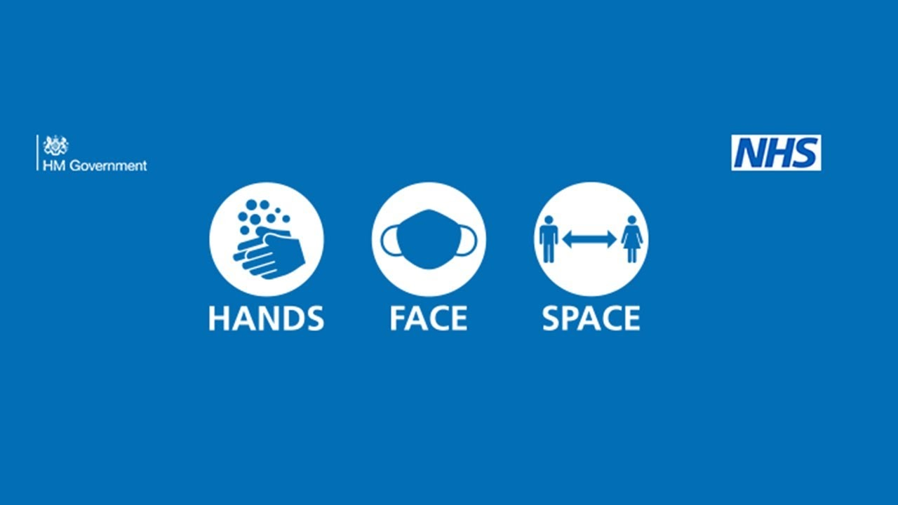 NHS, Hands Face Space