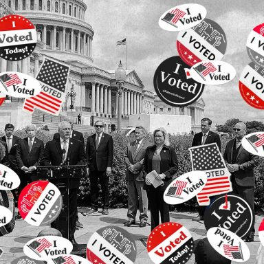 State Voting Legislation at Odds with Federal Bill