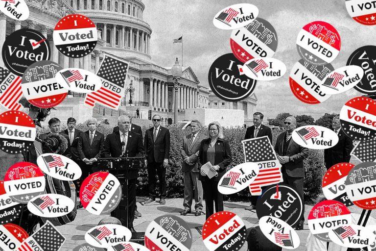 Trump administration, alleged voter fraud, republicans, president, congress