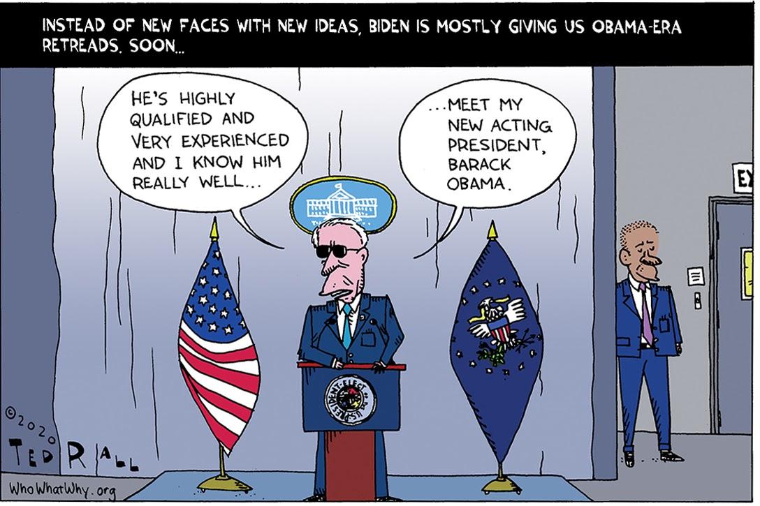 Joe Biden, cabinet, Obama