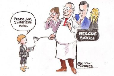 GOP, rescue package, Mitch McConnell. Susan Collins, Mitt Romney
