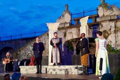 Othello, castles