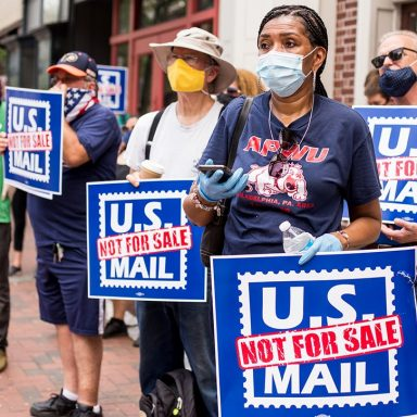 Will Postal Workers Come Through for Georgia?