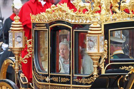 Queen Elizabeth II, coach