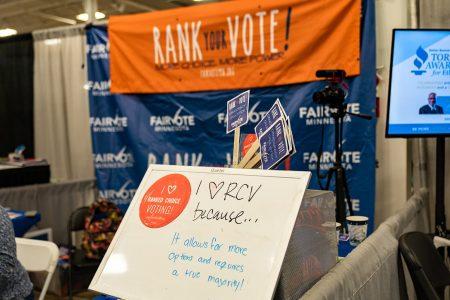 Rank Your Vote