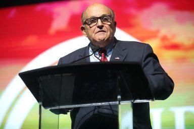 Rudy Giuliani, Turning Point USA