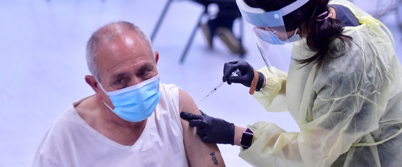 San Bernardino, COVID-19 vaccine