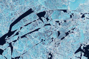 Laptev Sea, methane reservoir