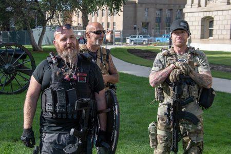 Second Amendment, Militias, Michigan