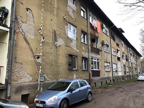 Slavonski Brod, war, damage