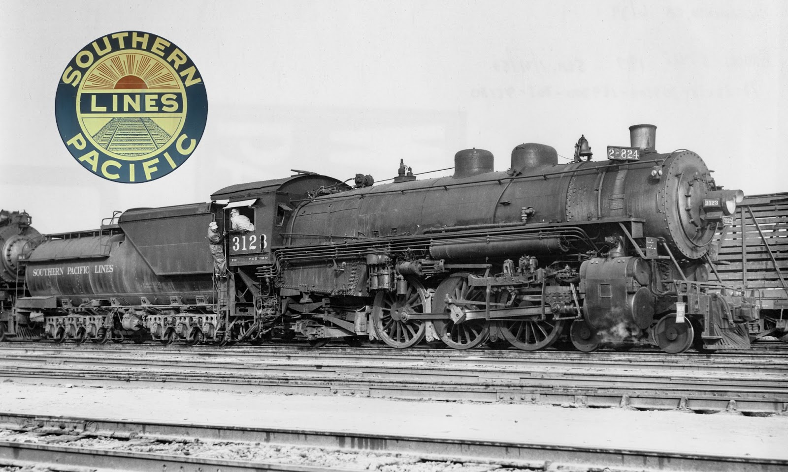 Southern Pacific P-12