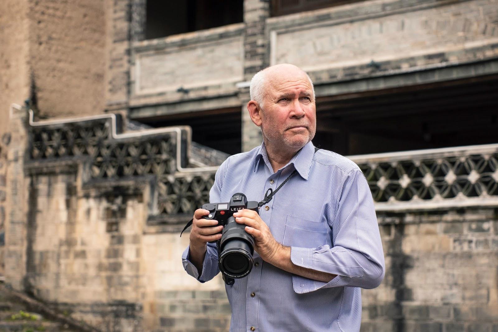 Steve McCurry, China