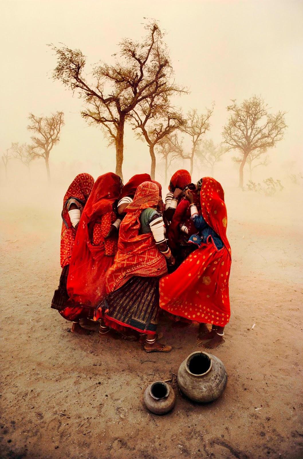 Steve McCurry, Rajasthan, India