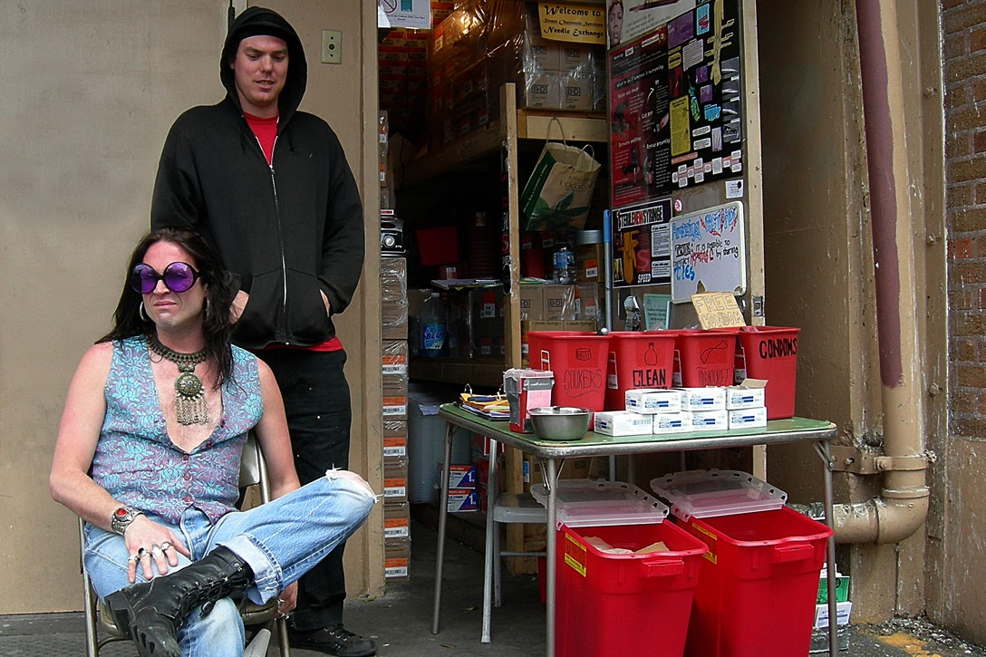Street Outreach Services Needle Exchange