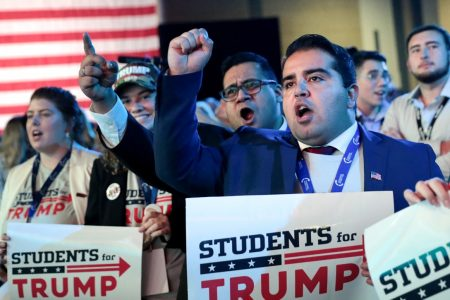 Students for Trump