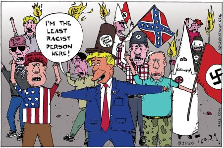 Racist, Donald Trump
