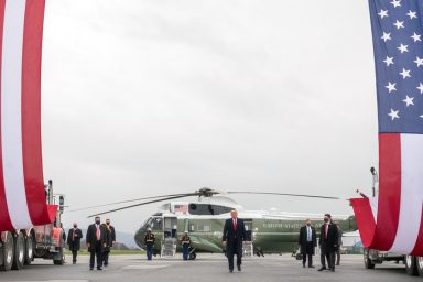 Donald Trump, Martinsburg, PA