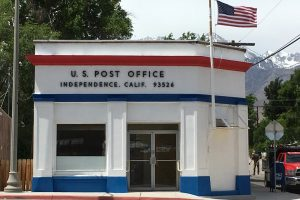 US Post Office Independence, CA