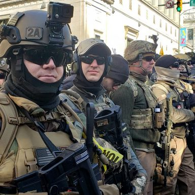 Virginia Braces for Armed Protests on MLK Day